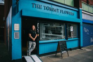 Tommy Flowers Pub